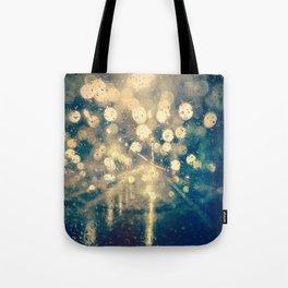Under the rain Tote Bag