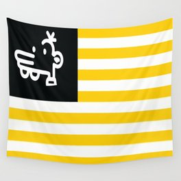 Manny Flag Wall Tapestry