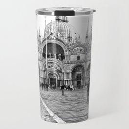 Basilica of Saint Mark Travel Mug