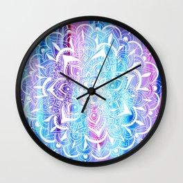 Mixed Emotions Wall Clock