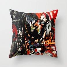 Insomnia 2 Throw Pillow
