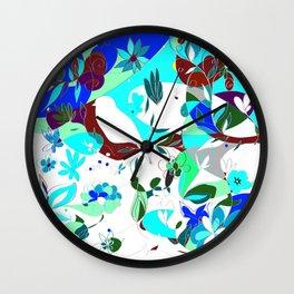 Naturshka 47 Wall Clock