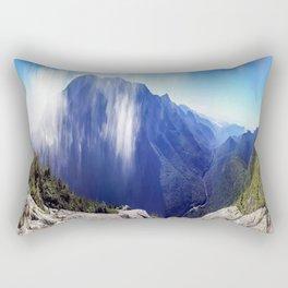 Old Man's View Rectangular Pillow