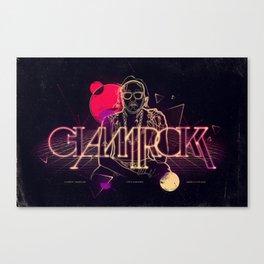 Steve Aoki RMIX Canvas Print