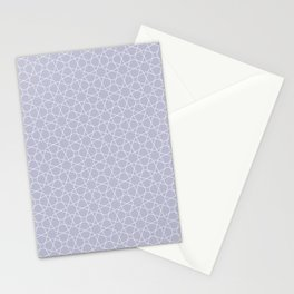 Stars and Lines Stationery Cards