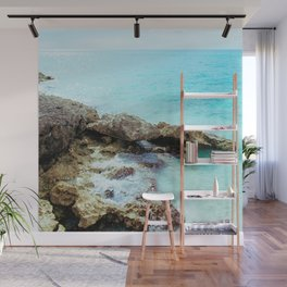 Crashing Waves Wall Mural