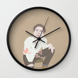 RCGELA | Cole Sprouse Wall Clock