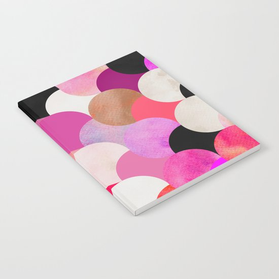 colour + pattern 22 Notebook