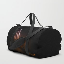 Only a Fork Duffle Bag