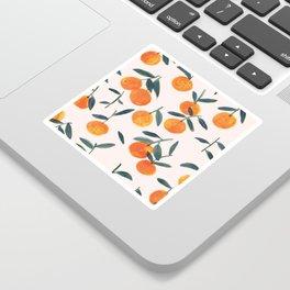 Clementines Sticker