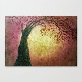 Rosea Lux Canvas Print