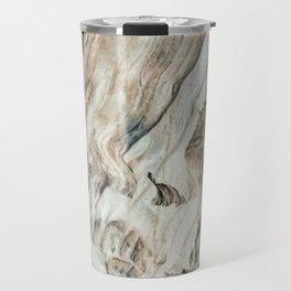Feeling Good #abstract #painting #texture Travel Mug
