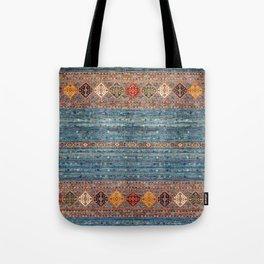 Traditional Vintage Moroccan Carpet Tote Bag