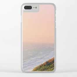 Perfect View Clear iPhone Case