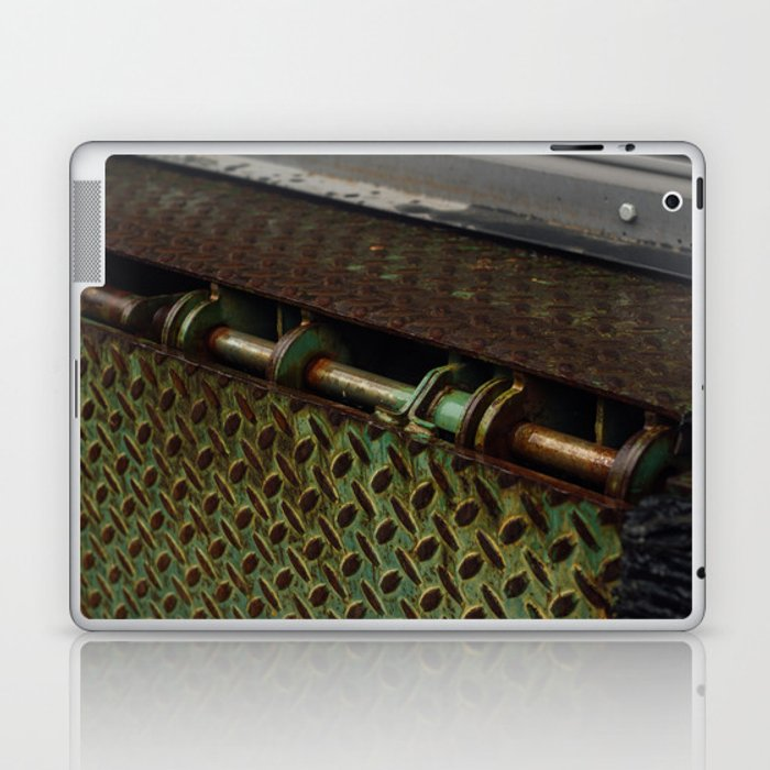 Green Metal - Seattle, WA Laptop & iPad Skin