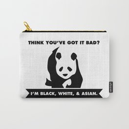 cute panda Carry-All Pouch