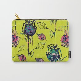 SCATTERED ROSES Carry-All Pouch