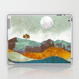 Night Fog Laptop & iPad Skin