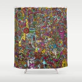 Eleefant Shower Curtain