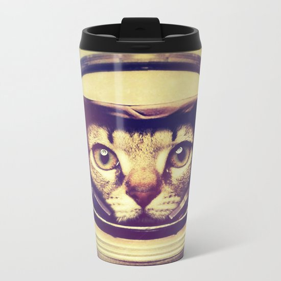 Singularity Metal Travel Mug