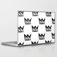bow Laptop & iPad Skins featuring Bow by Matt Smiroldo