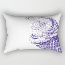 I C E - C R E A M  Rectangular Pillow