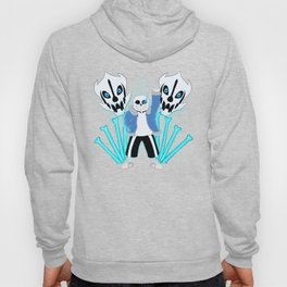 Sans the Skeleton Hoody