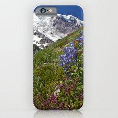 Mountain Flowers iPhone 6s Slim Case