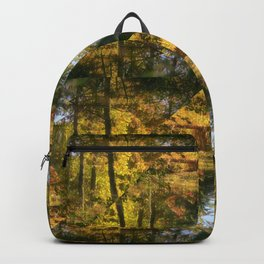The Nature of Autumn Backpack