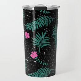 Galaxy Stars Nature Pattern Travel Mug