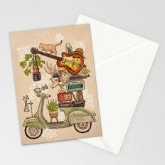 Pleasant Balance II Stationery Cards