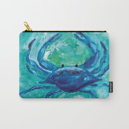 Oh Crab! Carry-All Pouch
