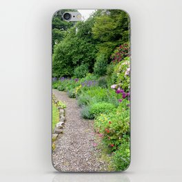 Wordsworth Gardens iPhone Skin