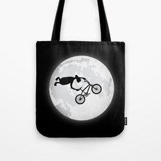 Extreme Terrestrial Tote Bag