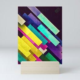 cmyyyyk Mini Art Print