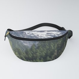 The Enchanted Valley Chalet Fanny Pack