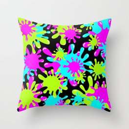 My Slime Throw Pillow