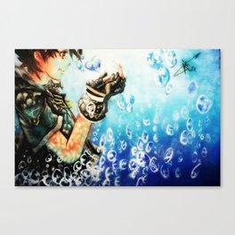 Kingdom Hearts _ Sora  Canvas Print