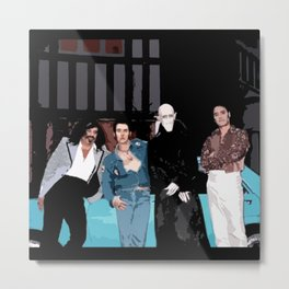What We Do in the Shadows 3 Metal Print