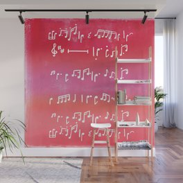 La Vie En Rose Wall Mural
