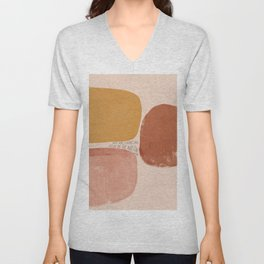 You Are Changing, Even In The Waiting. Unisex V-Neck