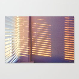 5 in the morning Canvas Print