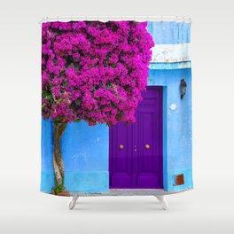 Beautiful Bougainvillea Shower Curtain