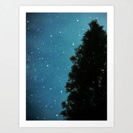 Star Light Art Print