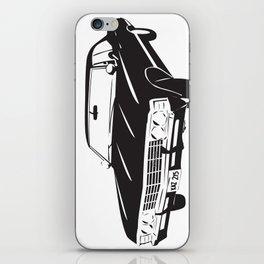 Supernatural Chevrolet Impala 67' iPhone Skin