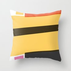 SECRET CYCLING FLAG - MERCKX Throw Pillow