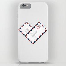 Love Letters Slim Case iPhone 6 Plus