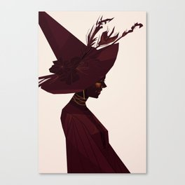 Witch's Hat Canvas Print