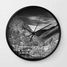 Fortezza, Italy Wall Clock