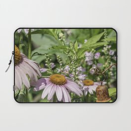 Dance of the Cone Flowers Laptop Sleeve